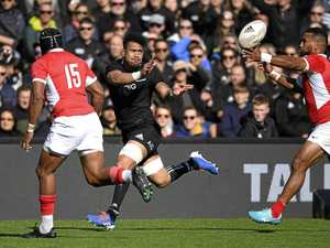 All Blacks issue World Cup warning with 92-7 win over Tonga
