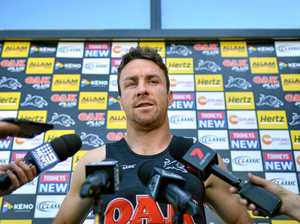 Maloney departing NRL with a message on dangers of asbestos