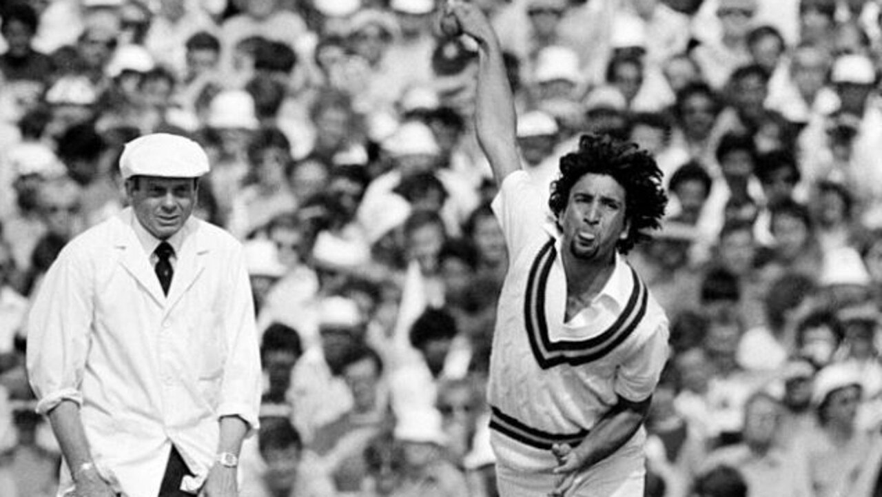 Abdul Qadir revived the art of the leg spinner.