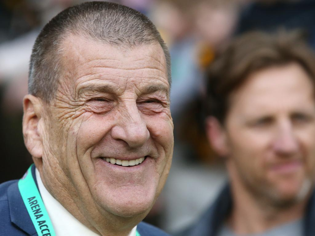Jeff Kennett is a powerful figure in sport and politics. Picture: Michael Klein