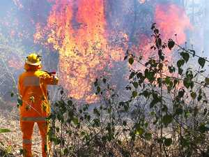 'Days ahead of us': Fire threat far from over