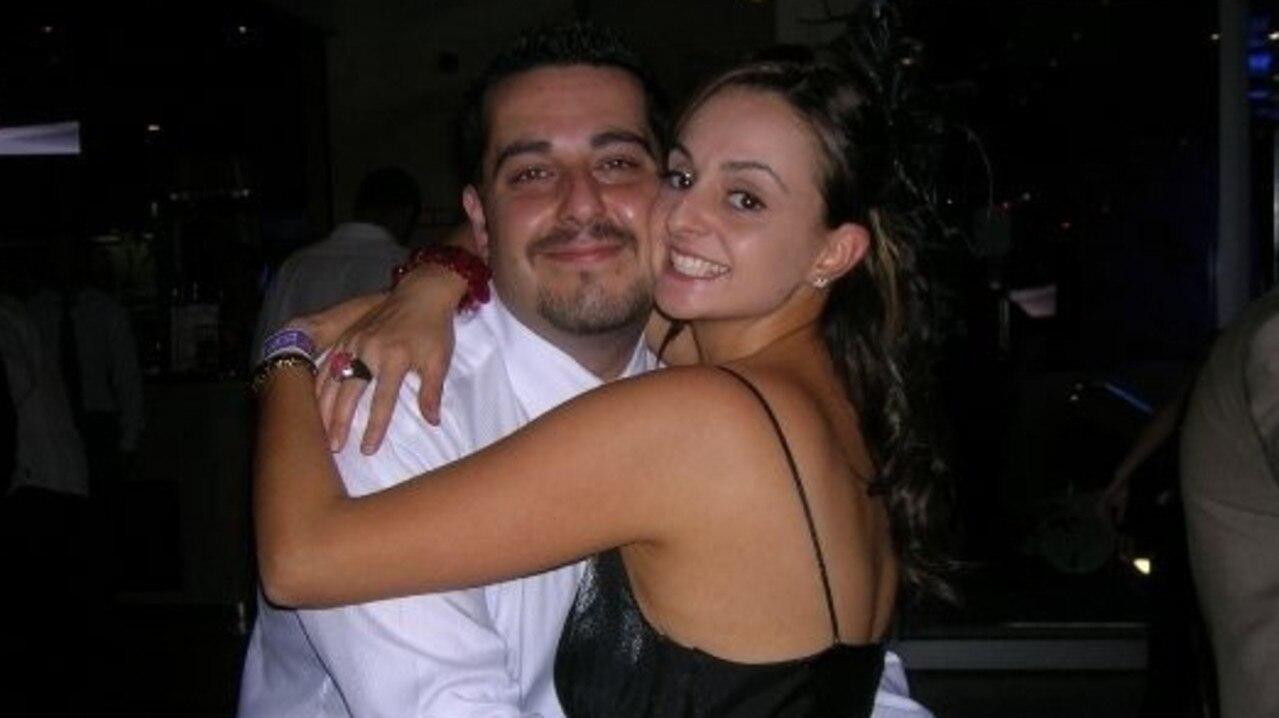Paul Mladenis and wife Snezanna Mladenis.