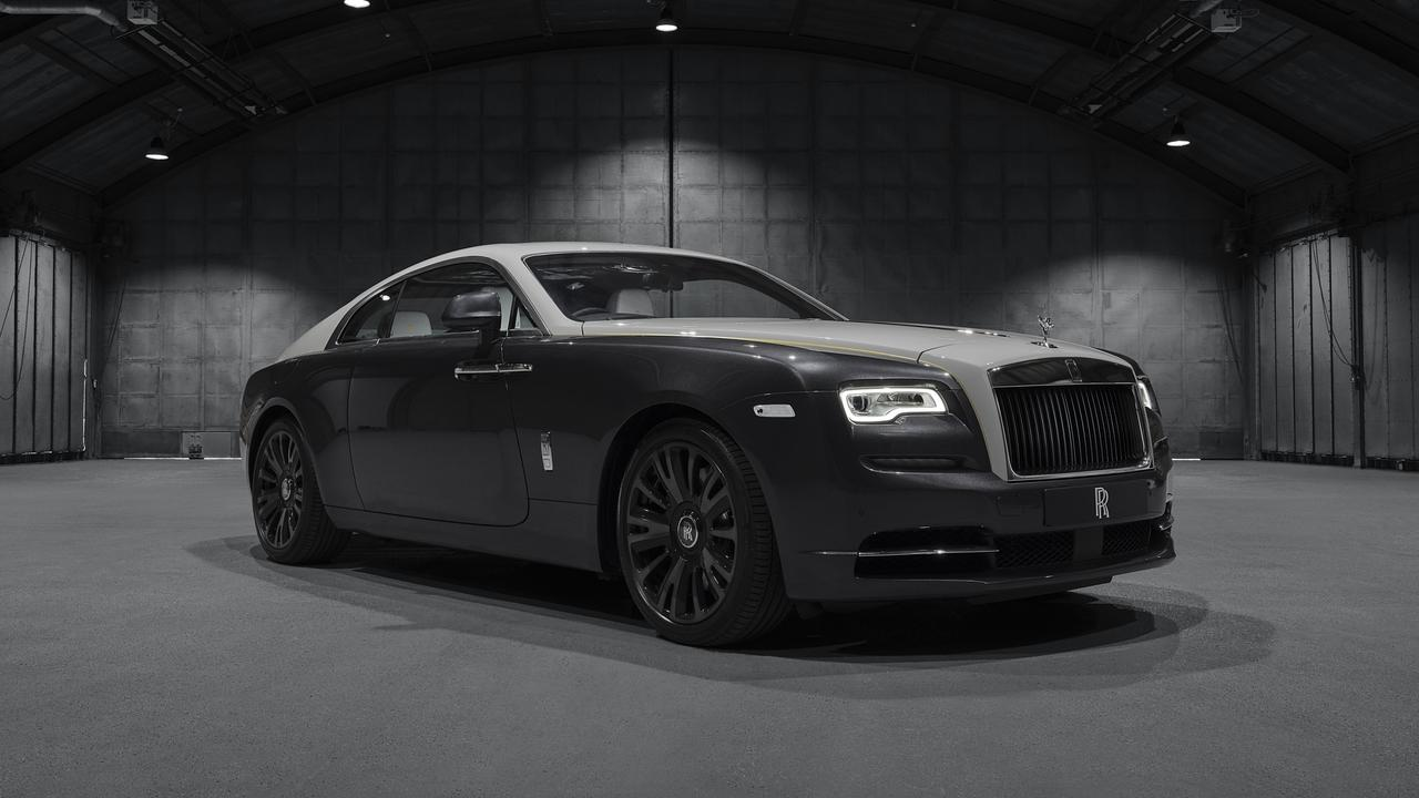 "Criminals could ended up ""test driving"" a car like the Rolls-Royce Eagle VIII."