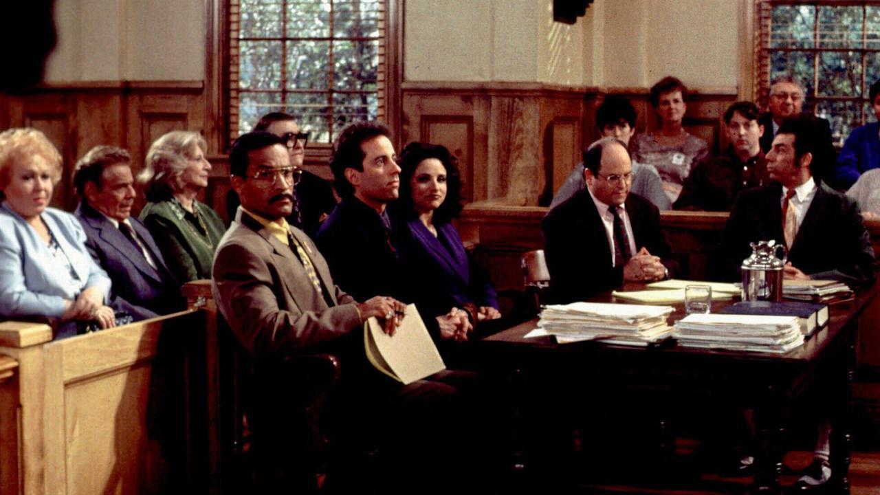 The Seinfeld finale.