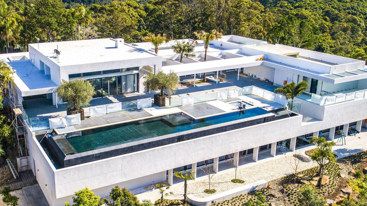16m infinity pool the crowning glory on Hemsworth mansion  Chronicle