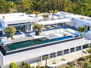 50m infinity pool the crowning glory on Hemsworth mansion
