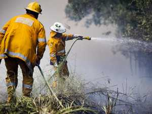 All bushfires, affected areas, as 'very high' danger remain