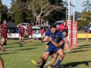 CROMPTON OUT: Mustangs the underdogs ahead of decider