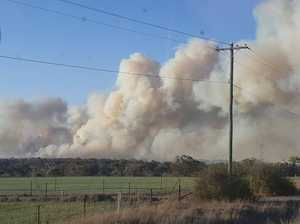 BOM: No rain in sight for bushfire-affected regions