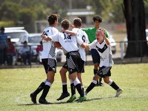 Fraser Coast Junior Soccer Grand Final