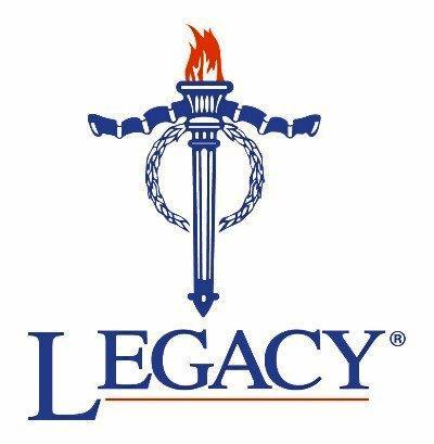 Legacy badge.