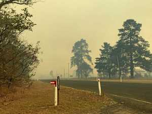 Fire ban extended as dangerous conditions continue