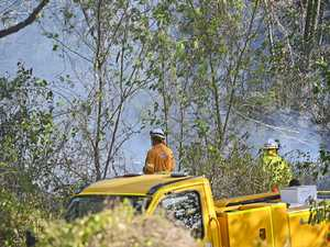 BUSHFIRES: Residents of small town told to leave now