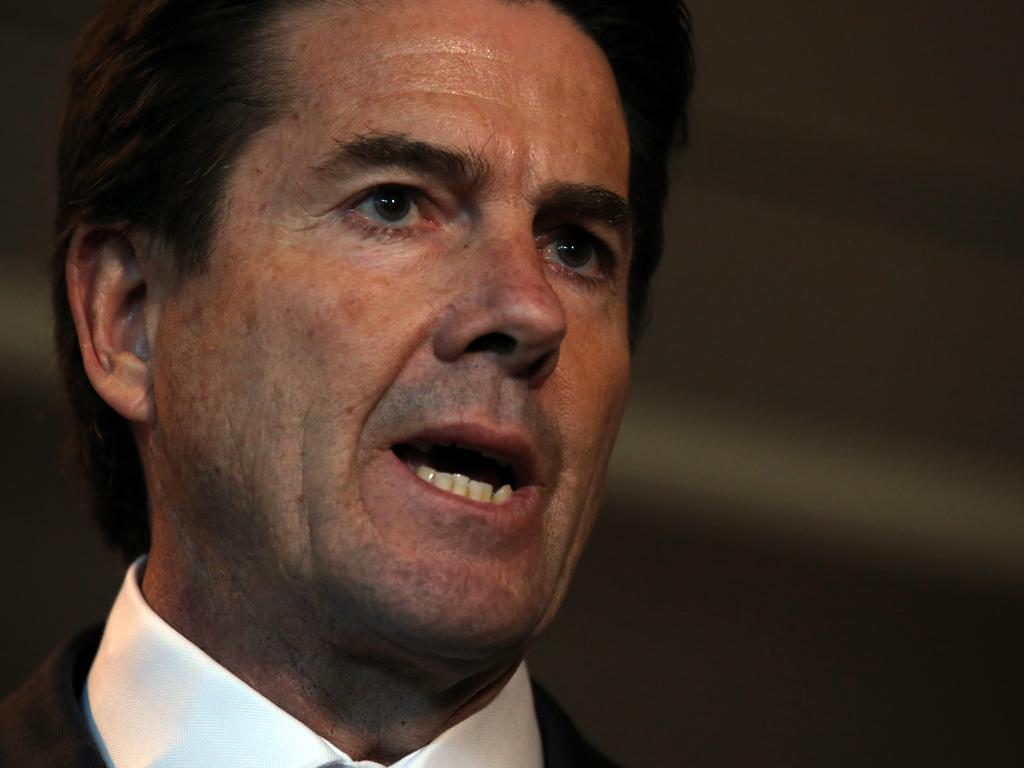 Better Regulation and Innovation Minister Kevin Anderson has vowed to turn the industry around.