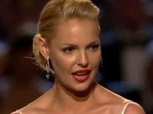 Moment everyone turned on Heigl