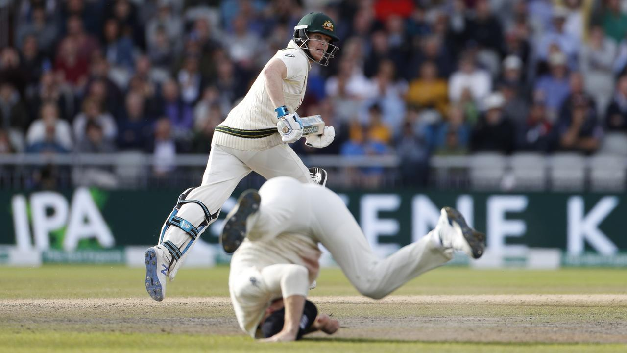 Steve Smith brutalised England with his usual quality on day four - just played in fast forward mode.
