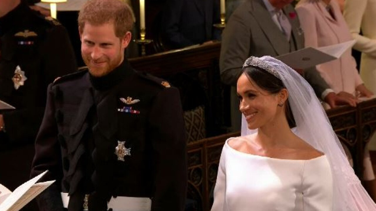 The segment said sentiment towards Meghan has taken a sharp turn for the worse since her wedding 15 months ago.