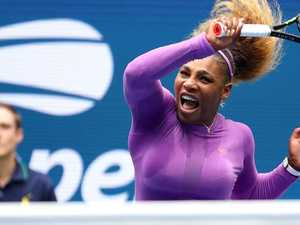 Williams falls short of grand slam record