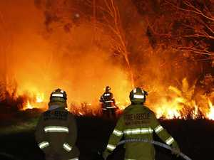 How fireys fight bushfires without water