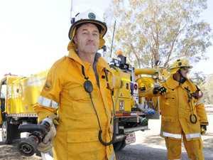 Fire heroes' tales of bravery