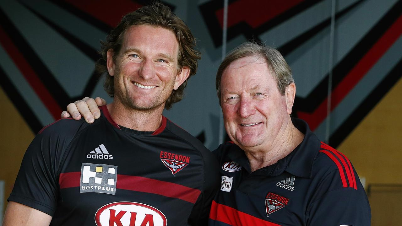 Worsfold isn't a fan favourite like James Hird and Kevin Sheedy were during their Essendon rein.
