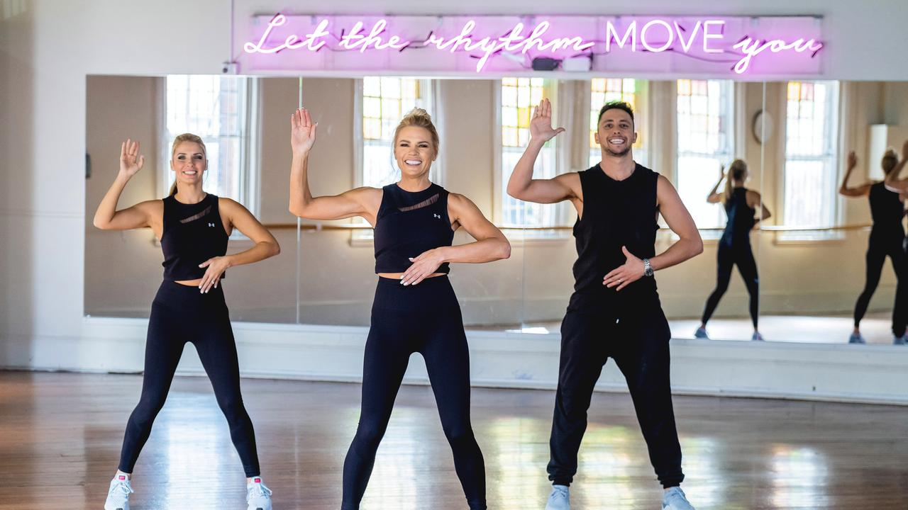She has now launched her own dance-based fitness and diet program, Strictly You, after people kept asking her the secret to her fit figure.