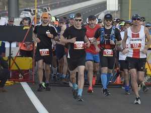 Marathon on Toowoomba Bypass