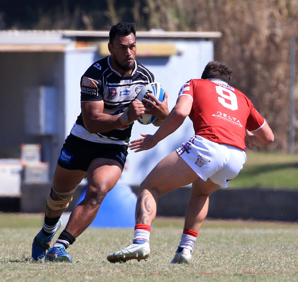 Tweed punched above their weight in the elimination final against Redcliffe at Piggabeen Sports Complex.