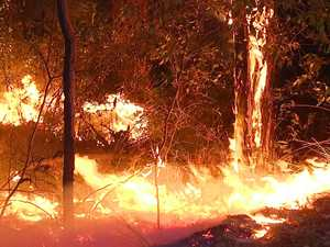 ARSON ARREST: Man charged with lighting a bushfire