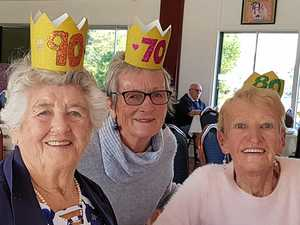 Joining forces for three decade-marking birthdays