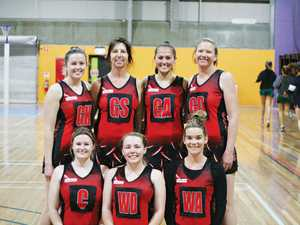 Netball teams makes it four premierships in a row