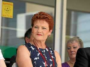 Legal threat: Hanson objects to Paradise Dam decision