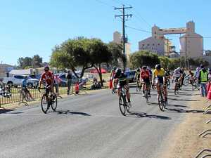 Pedal to the metal for cycling champs