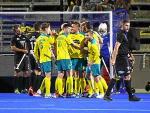 Mixed fortunes for Aussie teams in Oceania Cup