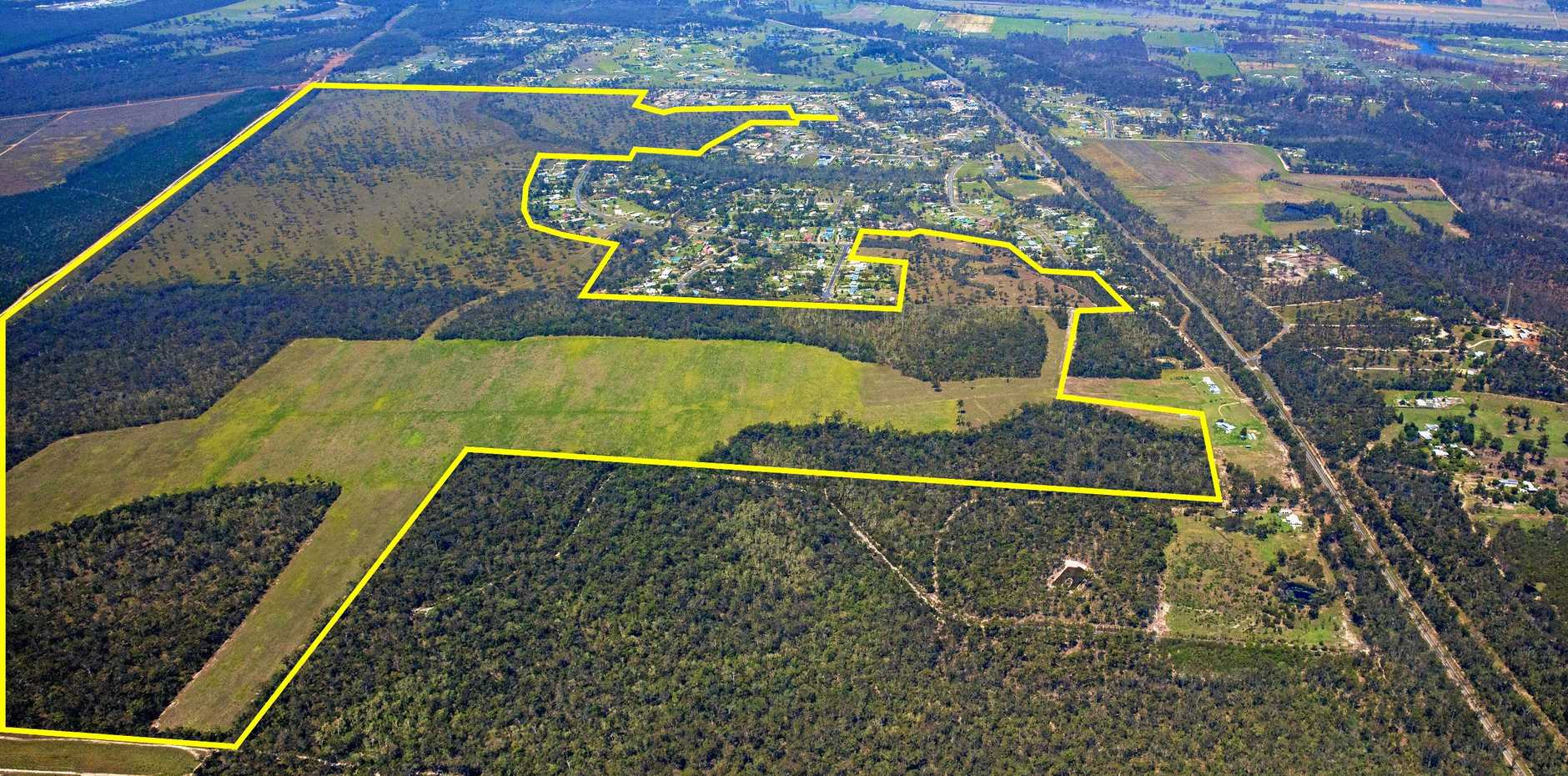 MAJOR POTENTIAL: A private investor from Melbourne has snapped up a substantial development site in Fraser Coast Region's Maryborough West for $1.7M.