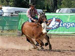 Drought forces cancellation of popular CQ campdraft