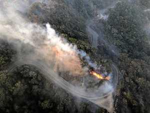 Mackay fire risk intensifies