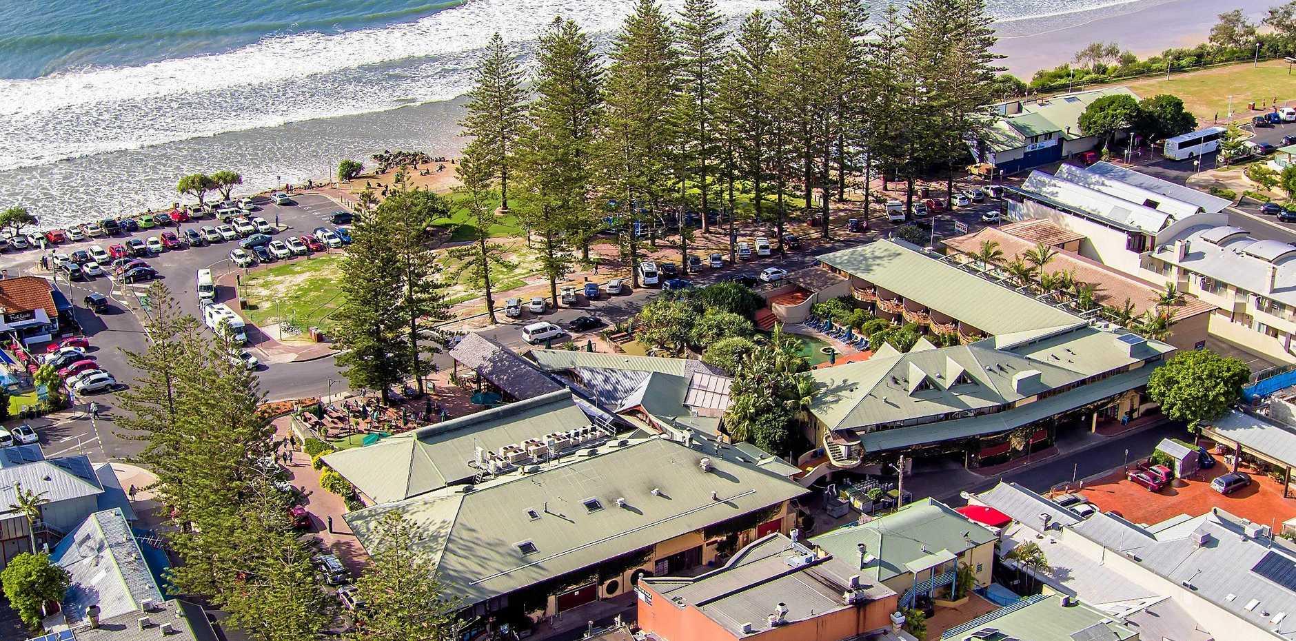 ON THE MARKET: The Beach Hotel, Byron Bay.