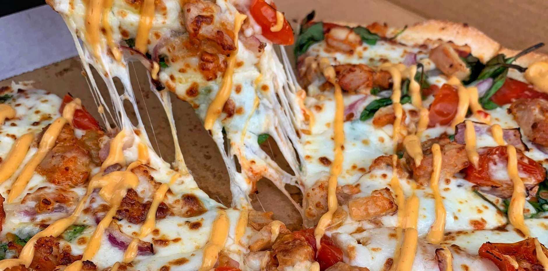 Pizza generic.