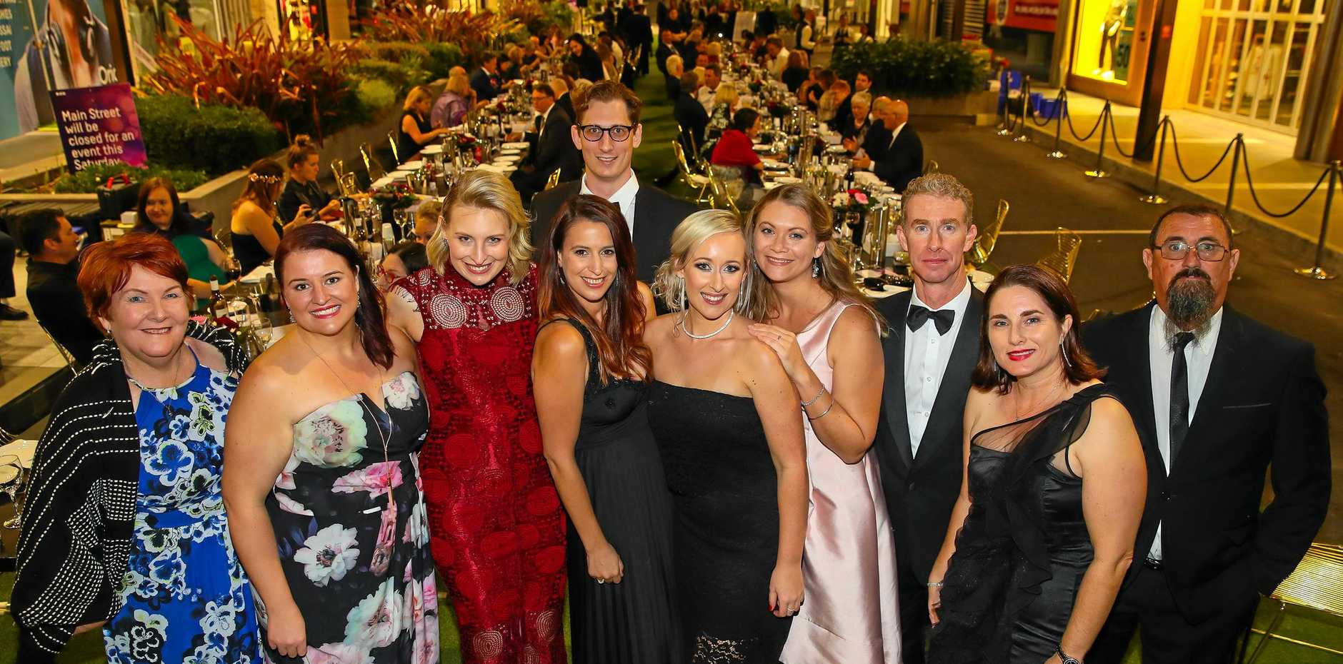 NOT TO BE MISSED: The Ipswich Hospice Jacaranda Dinner is back after a successful inaugural event last year. Don't miss a stunning night under the stars.