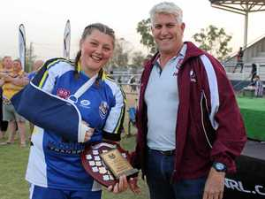Young South Burnett Eagle soars to the top of her game