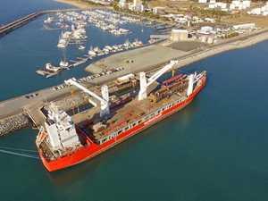 Super sized shipment creates a port buzz