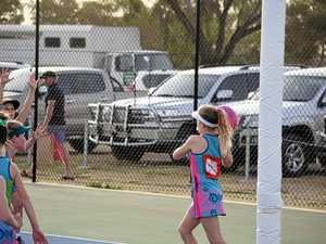Maranoa netball junior finals