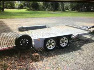 STOLEN: Police seek help finding trailer taken from home