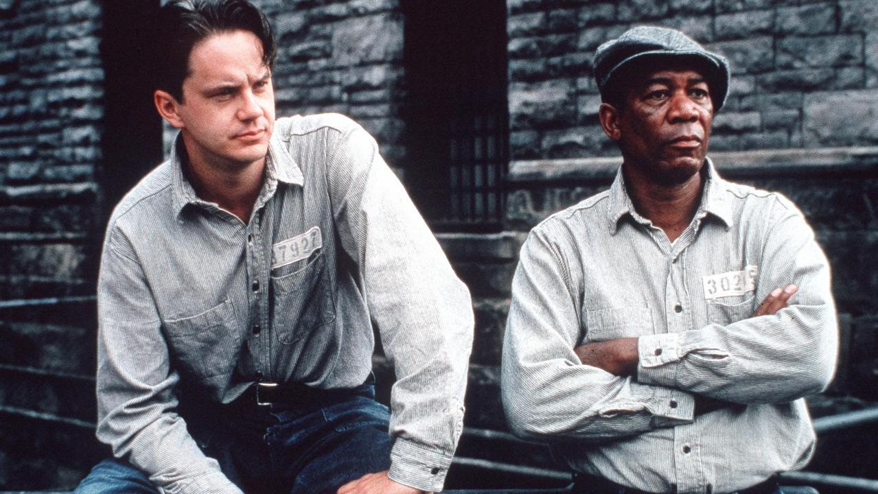 The Shawshank Redemption. Picture: Ronald Grant Archive/Alamy