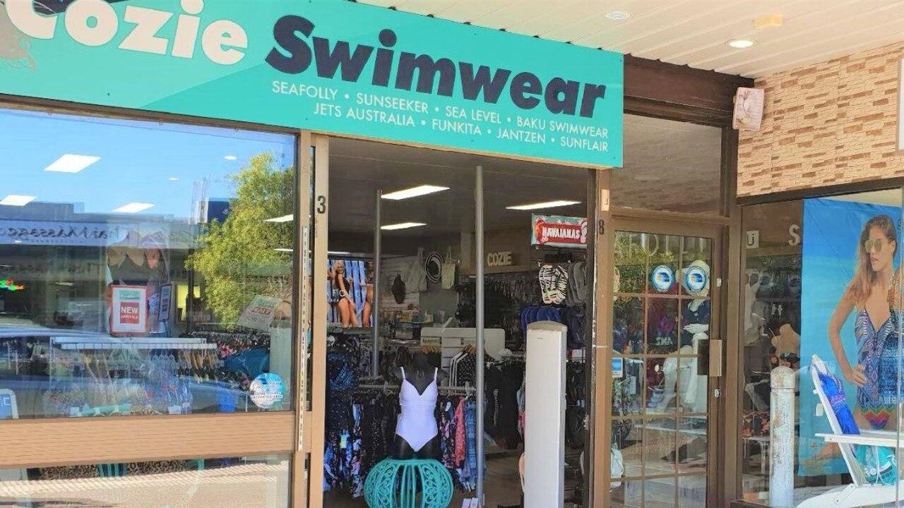 Cozie Boutique and Swimwear'