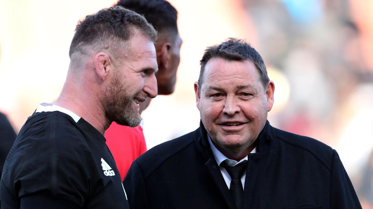 All Blacks coach Steve Hansen says World Rugby must stand up to the Six Nations.
