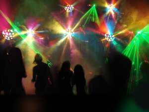 Police look into dance floor assault
