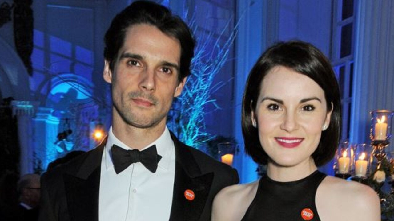 Michelle Dockery's fiance John Dineen passed away aged 34. Picture: Getty.