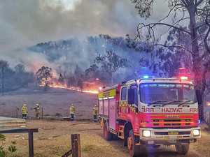 Tinderbox ready to erupt: Fire risk soars